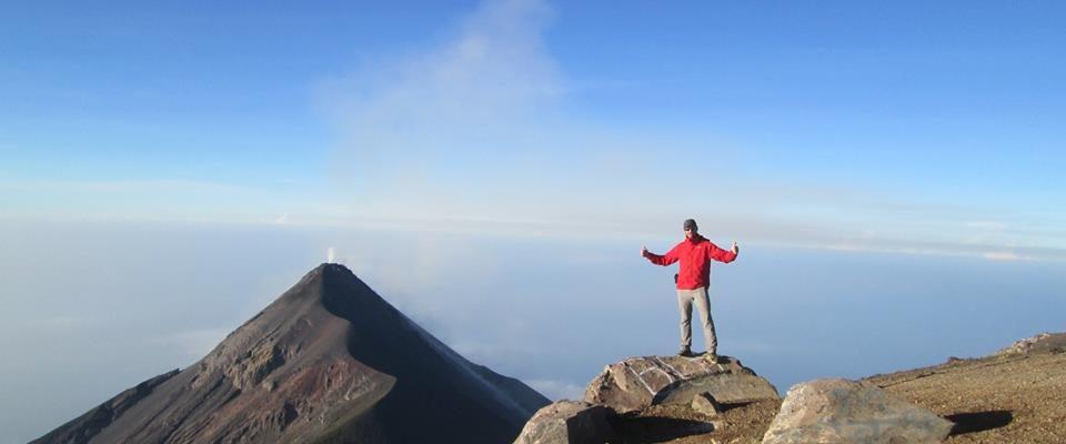 Acatenango. 3976m. De Volcanes Por Guatemala.