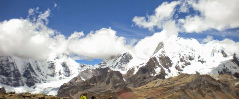 Trekking Del Huayhuash