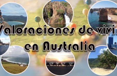 Valoraciones Vivir Australia
